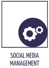 Social media is very important in today's business world and doing it the right way takes time.  We can help you manage your accounts.