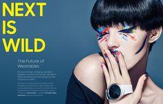 Samsung reveals new Gear smartwatch in garish fashion shoot | The Verge