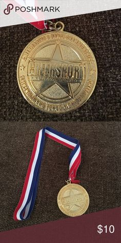 34c19fa3b2868 Cheer sport championship medal Perfect condition Other