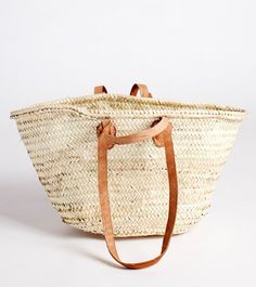 French Market Tote by Gallant Jones I Remodelista