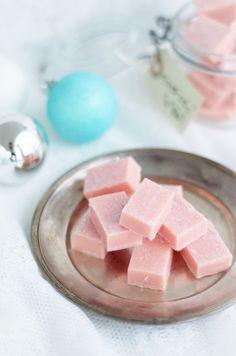 Louise´s Spis: Santa Fudge (Skumtomtefudge)