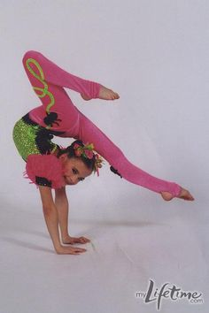 Dance Moms - Brooke's Dance Pictures - myLifetime.com
