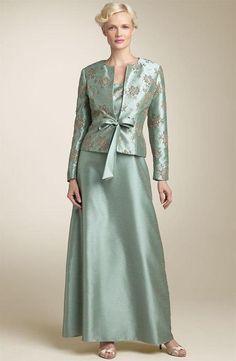 Fotos de vestidos para madre de la novia 2014