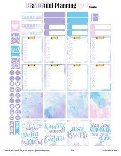 Create – Free Planner Printable