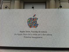 New Apple Store in Barcelona