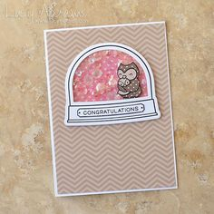 the Lawn Fawn blog: Little Things from Lucy's Cards + Lawn Fawn, Day 1 | congratulations