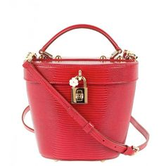 Dolce & Gabbana Red Leather Small Basket Tote (92.385 RUB) ❤ liked on Polyvore featuring bags, handbags, tote bags, purse tote, handbags totes, leather tote, leather hand bags and genuine leather tote