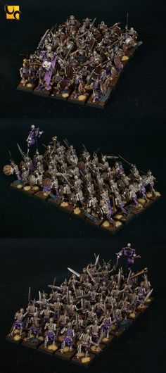 Vampire Counts Skeleton Warriors