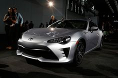 2017 Toyota 86 Revealed for New York: The Scion FR-S Gets a New Name. Does a sport coupe by any other name drift so sweetly?