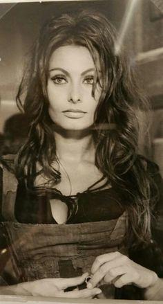 Sofia Loren -Rome
