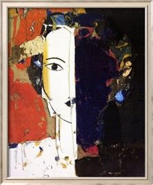 Manolo Valdez Latin Artists, Spanish Artists, Pop Art Movement, Mexico Art, Paint Photography, Portraits, Poster Prints, Art Prints, Abstract Portrait