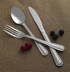 ITI Dessert Spoon oval - IFBE-114 Case Pack: 1 Dozen  Dessert Spoon, oval, 18/0 stainless steel, Belmont