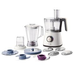 Philips Food Processor & Blender - HR7761 | Target Australia