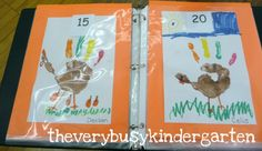 The Very Busy Kindergarten: More Cute Easy Turkey Projects