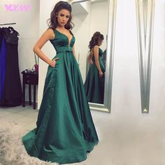 best=Sexy Deep V neckline Dark Green Evening Dress Open Back Prom Dresses Butterfly Love Online Store , Looking for that Perfect Prom Dress? Emerald Green Evening Dress, Dark Green Prom Dresses, Green Wedding Dresses, Sparkly Prom Dresses, Open Back Prom Dresses, Mermaid Evening Dresses, Evening Gowns, Prom Gowns, Party Dresses