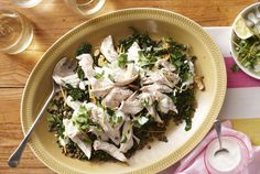 Poached chicken is a wonderful way to eat succulent, low fat chicken. Enjoy poached chicken in salads, sandwiches, burritos and many other recipes that call for cooked chicken. Here's how to make poached chicken.