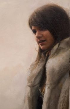 Kai Fine Art is an art website, shows painting and illustration works all over the world. Kai, Hispanic American, Hyper Realistic Paintings, Art Sites, Figure Painting, Female Art, Cool Art, Illustration Art, Fine Art