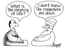 The meaning of life :)