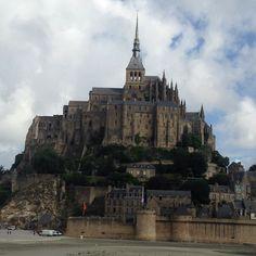 Le Mont Saint-Michel!