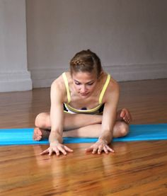Attention all Runners.... you need these!!! Best Yoga Hip Opener Poses - Shape Magazine