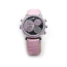 NightWatchPink8gb: Pink Watch with Night Vision*
