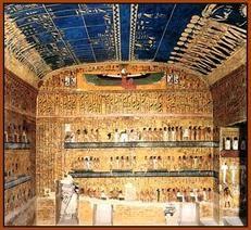 tomb of Seti I | Tomb of Seti I