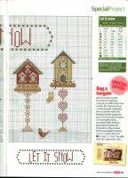 Gallery.ru / Фото #30 - Cross Stitch Crazy 169 ноябрь 2012 + приложение Christmas Co - tymannost