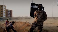 ISIS capital in Syria is 'like a big prison,' activist says