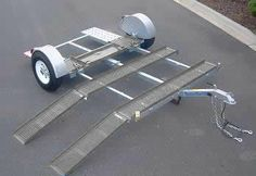 Tandem Tow Dolly