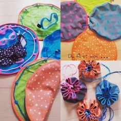 Thread and my … Bags dry feet Pool Diy Sewing Projects, Sewing Crafts, Crochet Mask, Organize Fabric, Creation Couture, Couture Sewing, Simple Gifts, Diy And Crafts, Creations