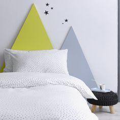 Children's Speckle Indigo Bed Linen