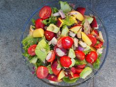 Fitfocuse - eat- move - inspire Fruit Salad, Inspire, Food, Blogging, Fruit Salads, Essen, Meals, Yemek, Eten