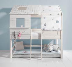 Spielbett  Spielbett / Umbaubett Schlafen, Spielen, Träumen Ein Bett ...