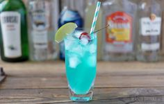 Adios Motherfucker (AMF) – mocny, niebieski drink
