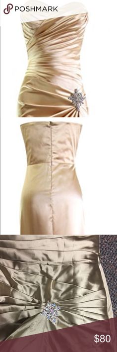 Formal dress New, never worn. Perfect dress for New Years Eve, Wedding or prom. Dresses Strapless