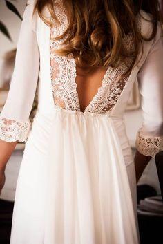 Trendencias - Las 12 tendencias de moda para tu vestido de novia en otoño