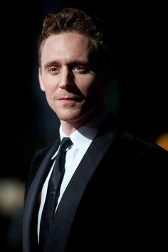 Tom Hiddleston at the BFI London Film Festival. October 2013. Via Torrilla.