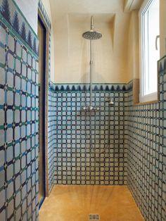 une salle de bains lorientale ddie au bien tre - Modele Salle De Bain Orientale
