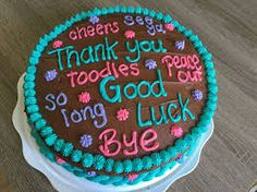 Image result for farewell party for coworker ideas