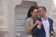 Ο Νίκος και Χρύσα παντρεύτηκαν. Τα δώρα του γάμου τους έγιναν αλληλεγγύη για τα παιδιά της Στέγης Ανηλίκων κ Εφήβων Σύρου Wedding Dresses, Fashion, Bride Dresses, Moda, Bridal Gowns, Fashion Styles, Weeding Dresses, Wedding Dressses, Bridal Dresses