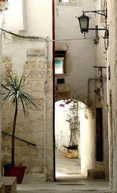 Vico di Ostuni, Brindisi, Puglia Italy