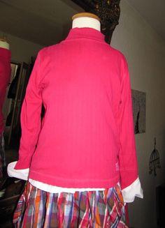 Kaufe meinen Artikel bei #Mamikreisel http://www.mamikreisel.de/kleidung-fur-madchen/rollkragenpullover/15675607-rollkragen-pullover-la-shirt-phister-philina-gr-5j-110-116