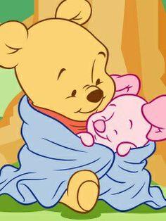 Fresh Pooh n piglet