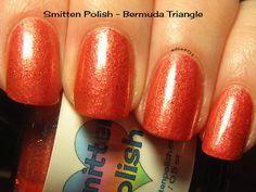 Smitten Polish | Bermuda Triangle