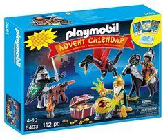 Playmobil 5493 Dragons Treasure Battle Advent Calendar