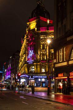 Casino Hippodrome London   Flickr - Photo Sharing!
