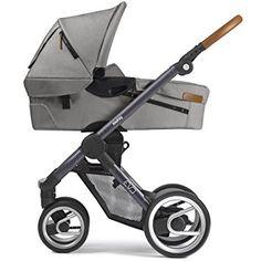 Mutsy Kinderwagen EVO   Urban Nomad Light Grey / Grey   Modell 2016