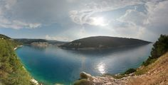 Two hours after strong winds and light rain the sun was once again scorching | Pušišča Brač Croatia [26501349][OC]   landscape Nature Photos