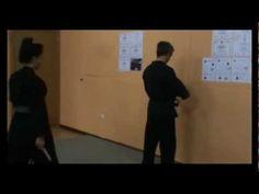 Defensa Personal   Técnicas de Defensa Personal - Defensa contra Cuchillo por detrás