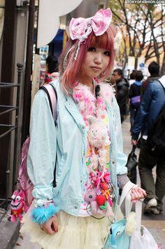 Lovely fairy kei girl <3